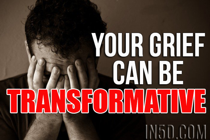 Your Grief Can Be Transformative!