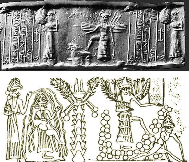 Meet The Igigi – The Ancient Astronauts Who Rebelled Against The Anunnaki