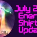 July 2016 Energy Shift Update