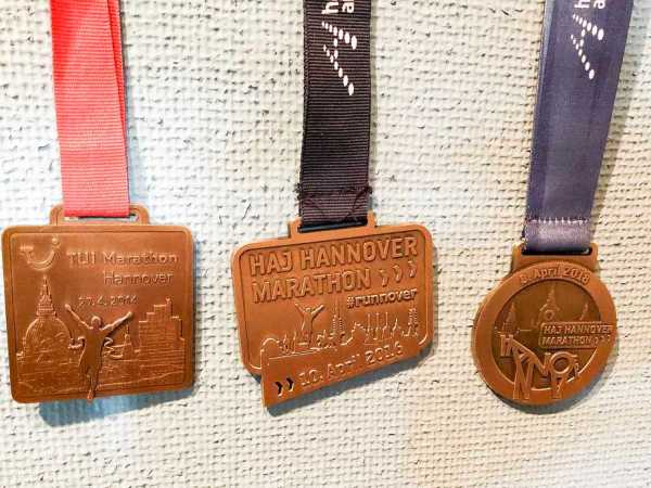 In 80 Marathons um die Welt?