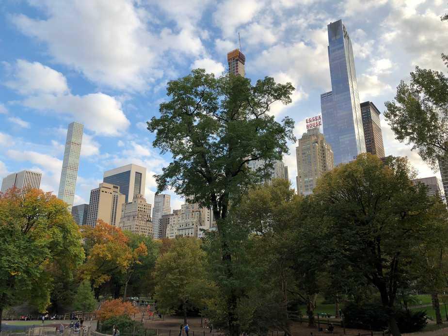 Halloween 2018 in New York