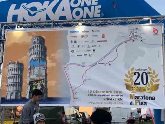 20. Pisa Marathon