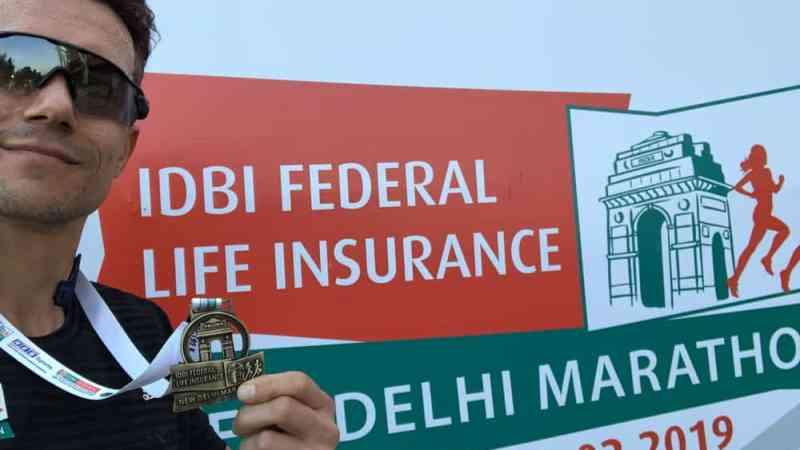 Neu Delhi Marathon 2019: In Indien kennen sie keinen Zeitdruck