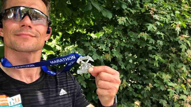 Vivawest Marathon 2019: 42,195 km bleiben 42,195 km