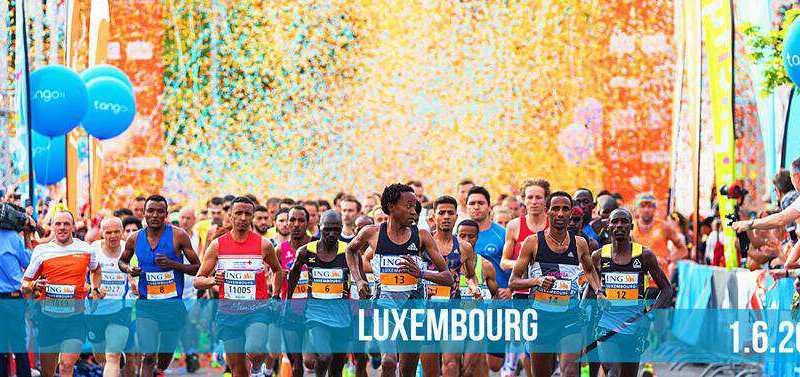 Luxemburg Marathon 2019: Rückkehr nach 10 Jahren