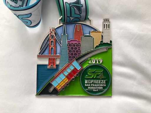 medaille_san_fracisco_marathon2019