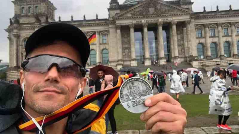Berlin ist nicht die Marathon-Hauptstadt