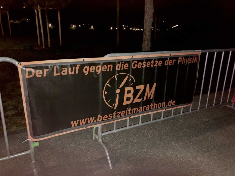 Bestzeitmarathon München: Alle guten Dinge sind drei