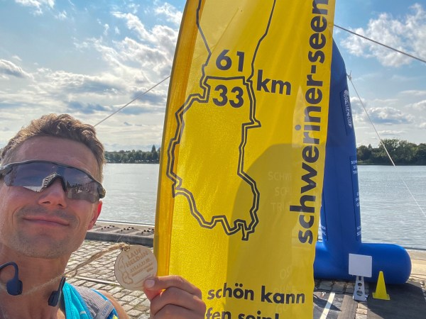 Schweriner Seentrail 2021: Bestzeit beim Ultramarathon