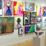 Visiting art galleries is not possible during the coronavirus crisis. Photo: Vertical Gallery, Chicago