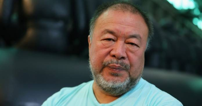 Ai-Weiwei-in-Sydney-Australia-in-2018.-Courtesy-of-Don-Arnold⁄WireImage-via-Getty-Images.