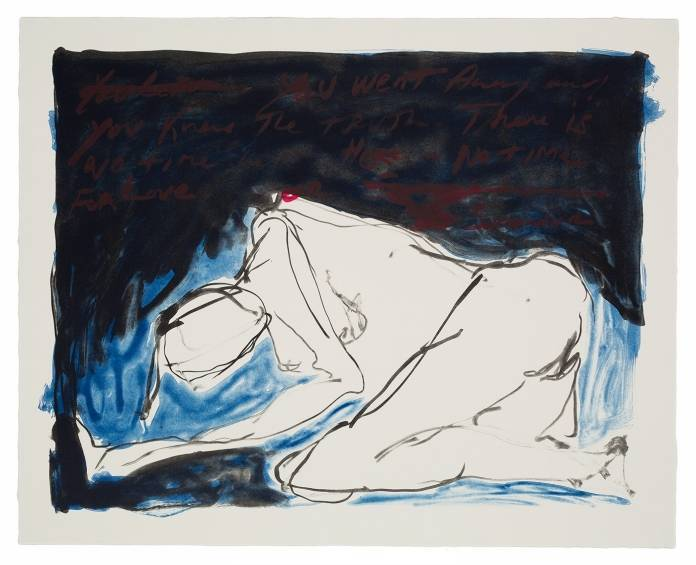 Tracey-Emin-No-Time-for-Love-2020.-Image-artsy.net_