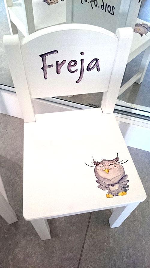 Ugglan-Freja-stol