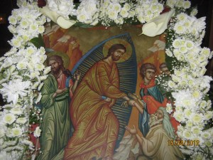 Η απόδοση του Πάσχα : τι εορτάζουμε την Τετάρτη προ της Αναλήψεως;