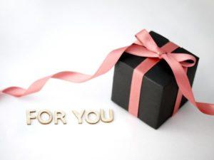 お父さんへの贈り物