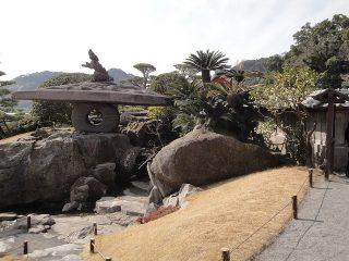 仙巌園灯籠
