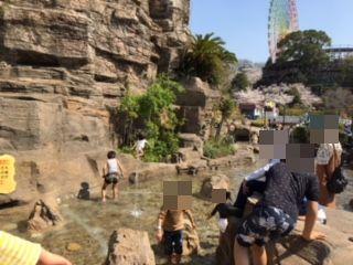 ひらパー水遊び場
