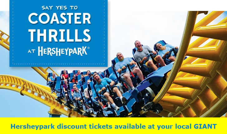 HersheyPark PA 2013 Discounts Coupons Amp Free Parking