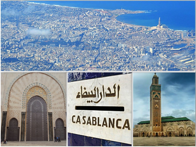 Top 8 Attractions in Casablanca