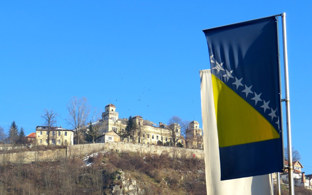 Stories from Broken-hearted Sarajevo
