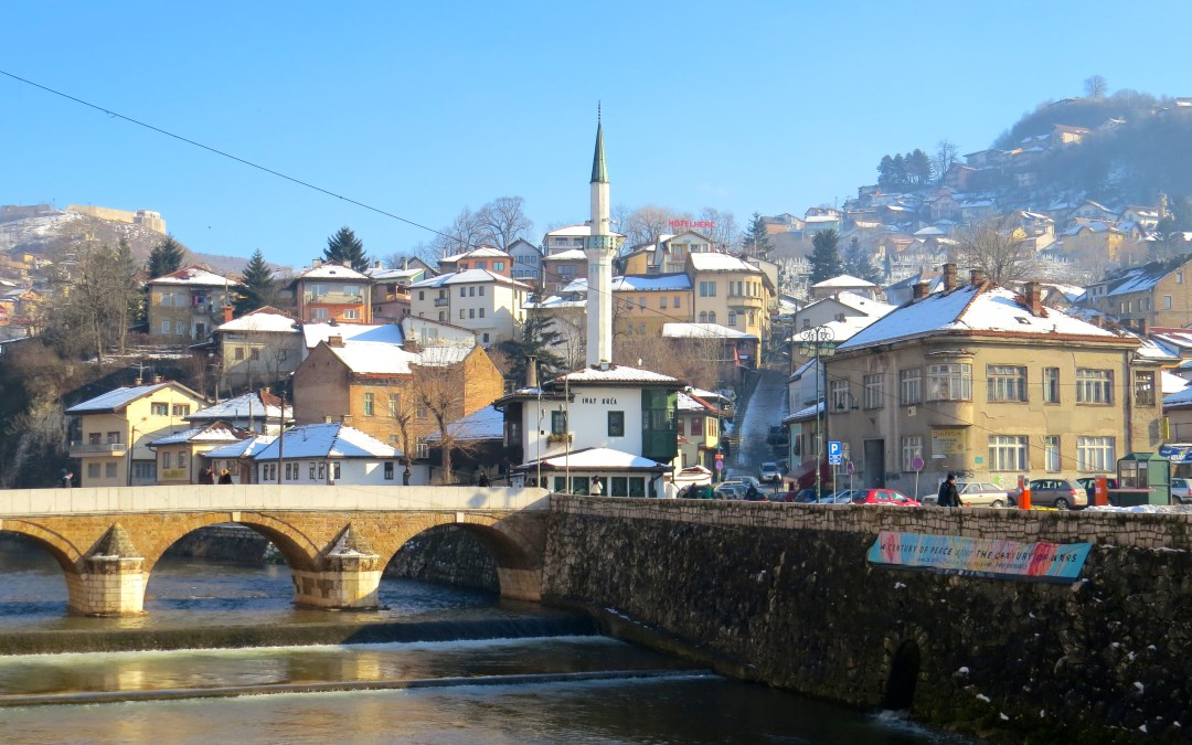 Travelling in Winter to the Balkans