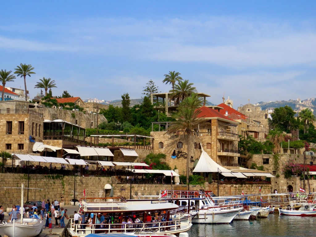 Port of Byblos, Lebanon