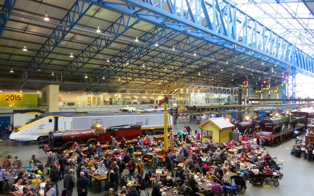 Must-do in York: National Railway Museum