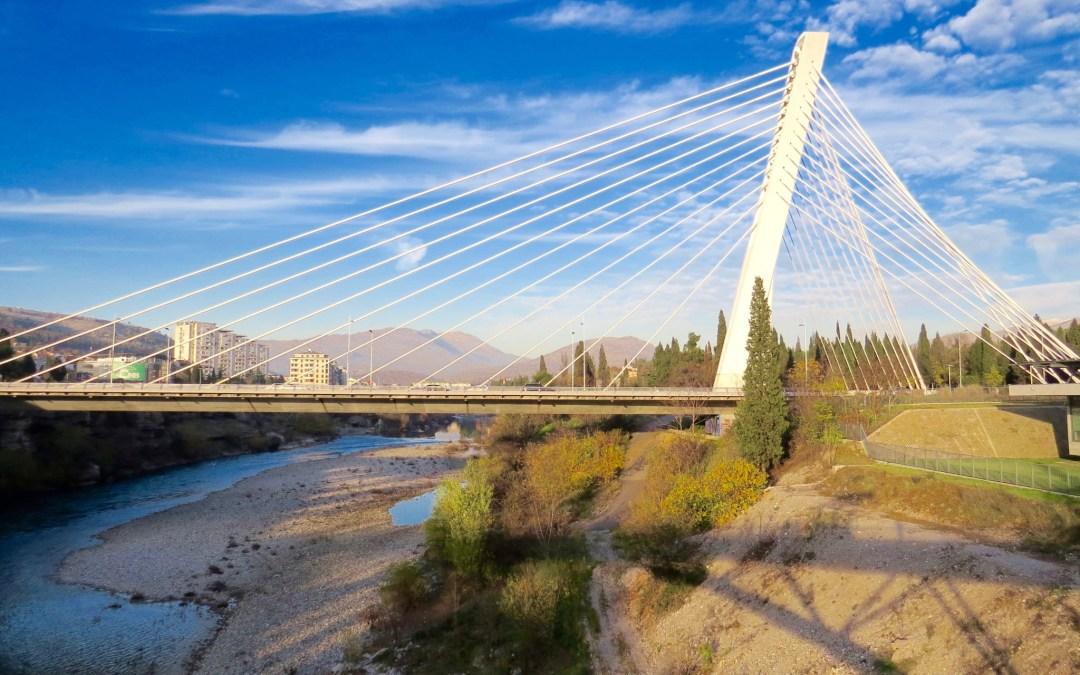 One night in Podgorica: Capital of Montenegro