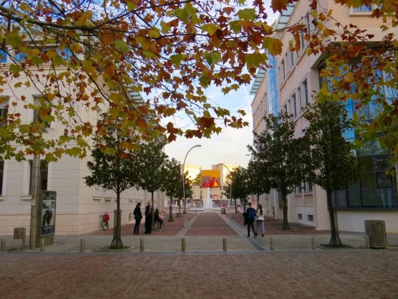 city centre podgorica