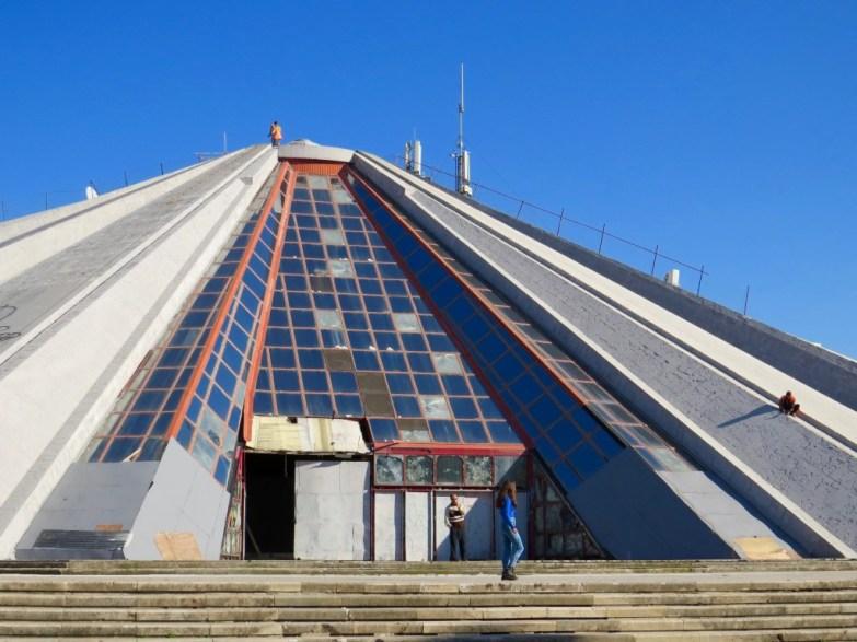 Pyramid Tirana