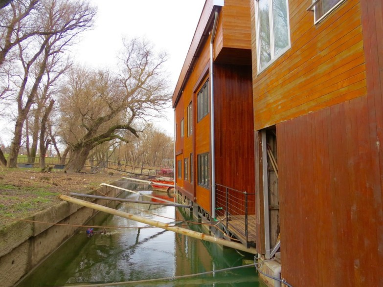 The Most Unusual Hostel in Belgrade