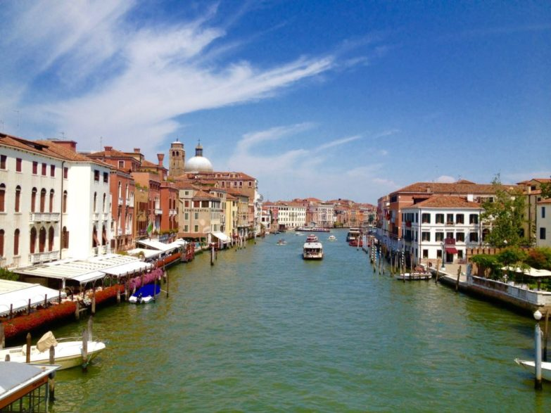 19-20th July: Festa del Redentore in Venice