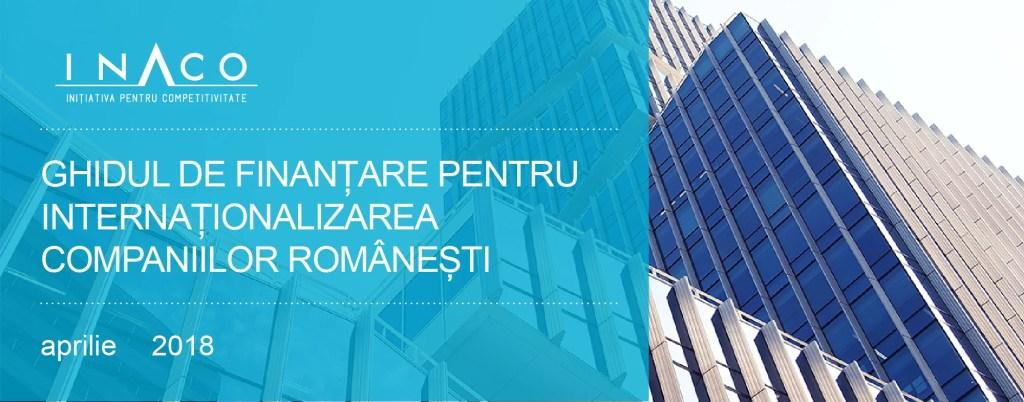 A patra ediție a Ghidului surselor europene de finanțare pentru dezvoltarea afacerilor – Aprilie 2018