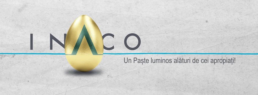 Vă urăm un Paște luminos!