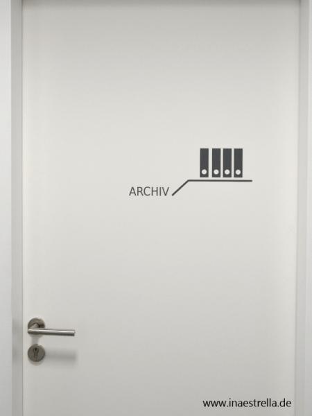 Piktogramm Archiv