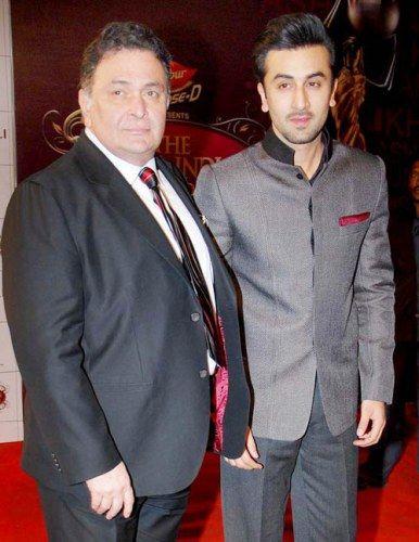2 50 5 foto Artis Bollywood dengan Anaknya ini gantengnya gak Jauh beda ya! Cewek Pasti Naksir