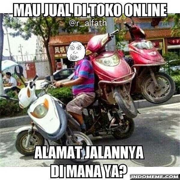 3 44 15 Gambar Meme 'Belanja Online ini Bikin Kamu Ngakak aja dah Lihatnya
