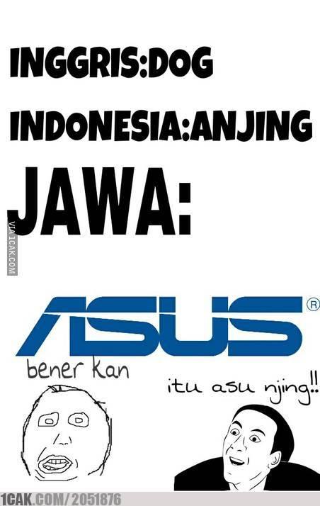 8 22 10 Gambar Meme Lucu 'Bahasa Jawa' ini bikin Kamu Ngakak Lihatnya