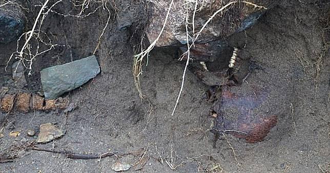 w644 26 Ngeri Gara gara Badai, Jenazah Berusia Ribuan Tahun Berhasil ditemukan