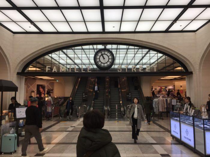 高速ターミナル駅 【ソウル】は買い物天国!良才花市場/GOTO MALL/No Brand