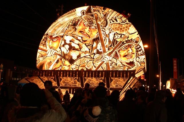 平川ねぷた祭りは知っていますか?