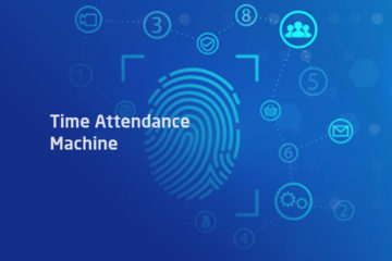 Time Attendance Machine - Samsudin Noor Airport - by INALIX