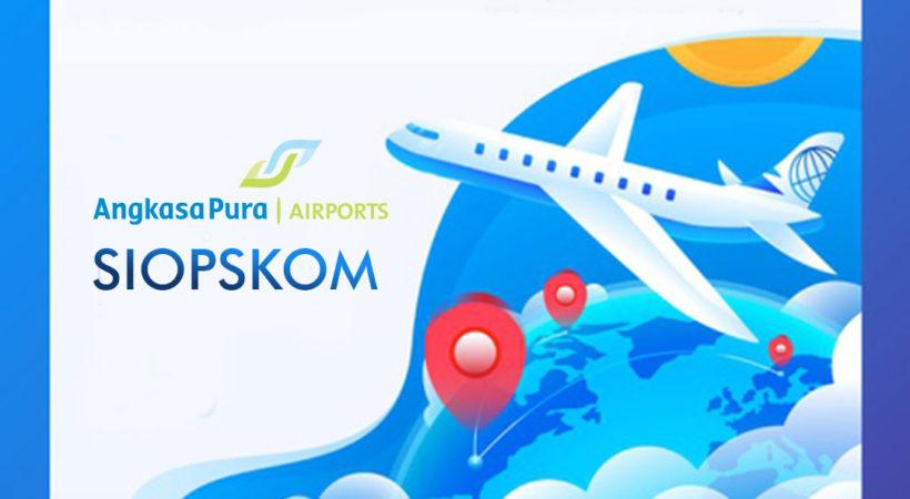SIOPSKOM Angkasa Pura I - Developed by INALIX