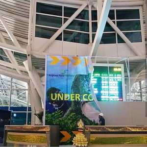Ngurah Rai International Airport - FIDS Upgrade by Inalix