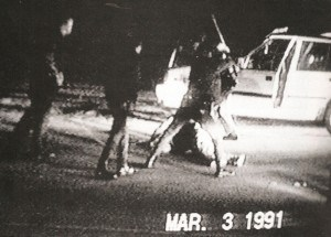 """Los Angele's three day Shoot, Loot & Scoot 1992 (Rodney King beating)"
