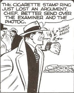 Dick Tracy, 1961.