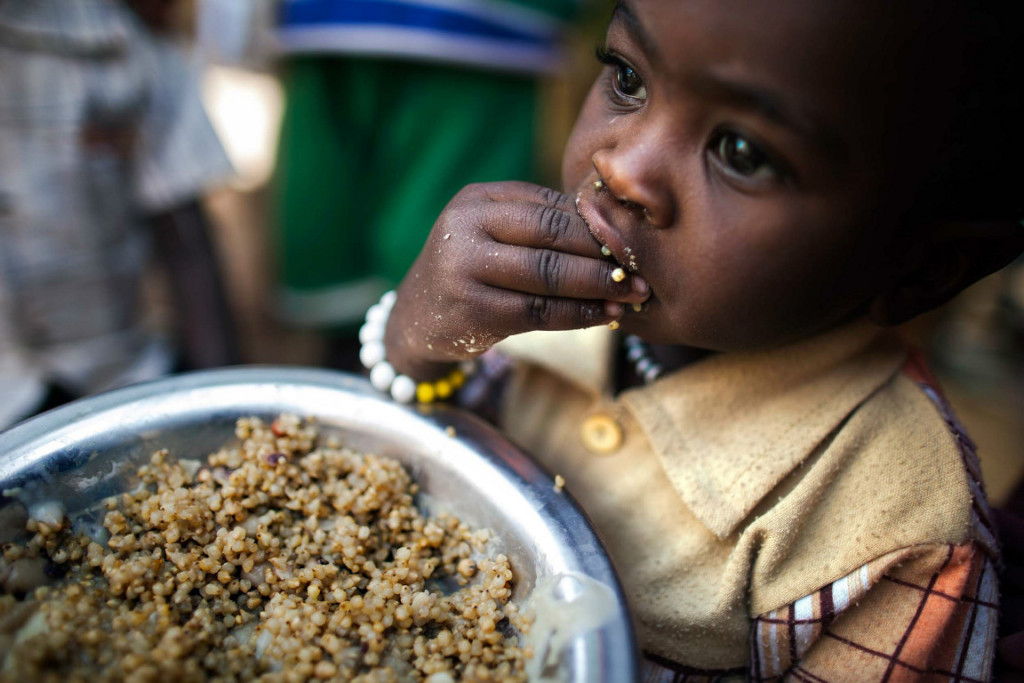 """Featured image for """"Ending Hunger"""""""