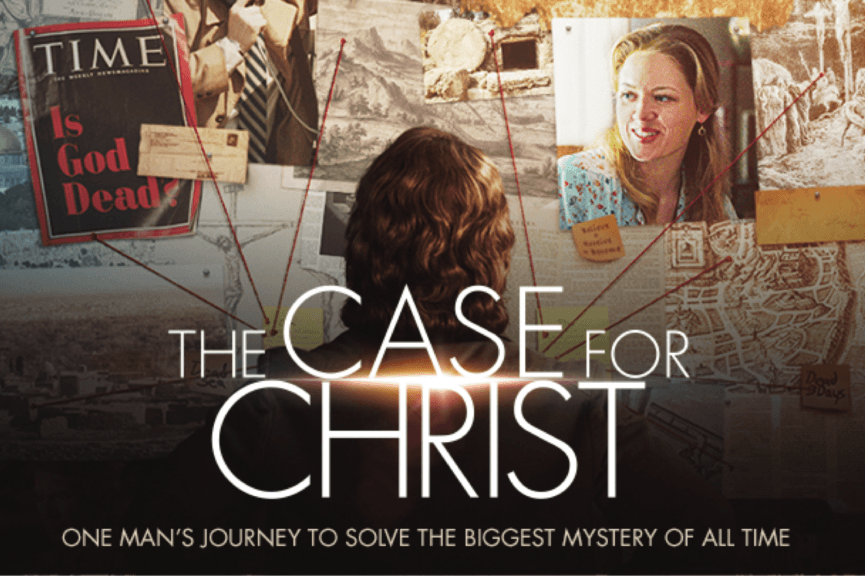 """Featured image for """"The Case for Christ"""""""