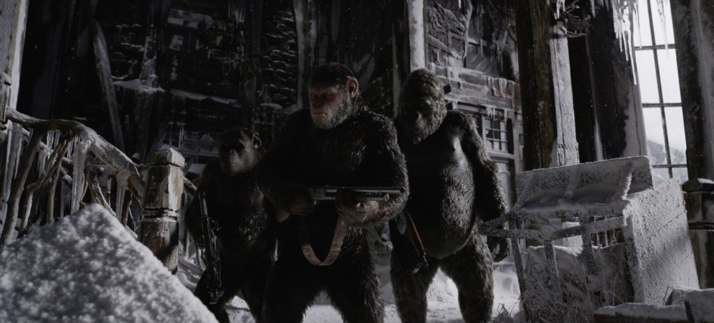 """Featured image for """"War for the Planet of the Apes"""""""