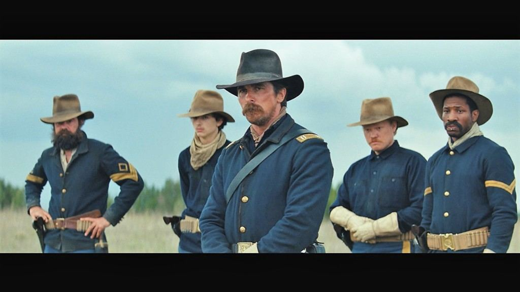 """Featured image for """"""""Hostiles"""" Review"""""""